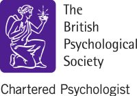 BPS Chartered psychologist logo - individuals